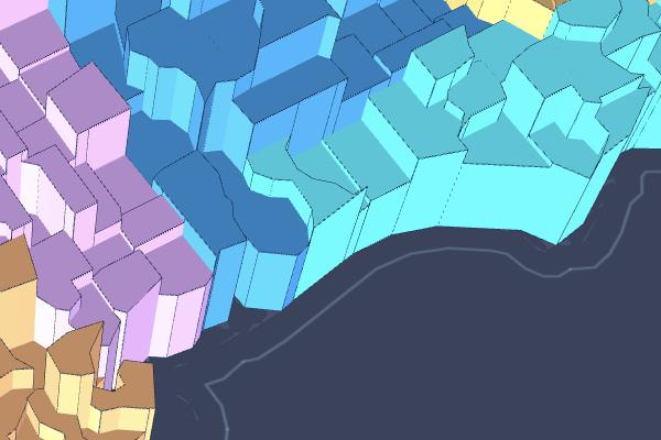 Region map (3D)   Flourish